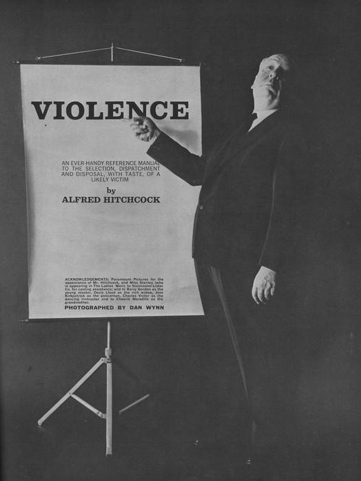 Альфред Хичкок. Насилие 2