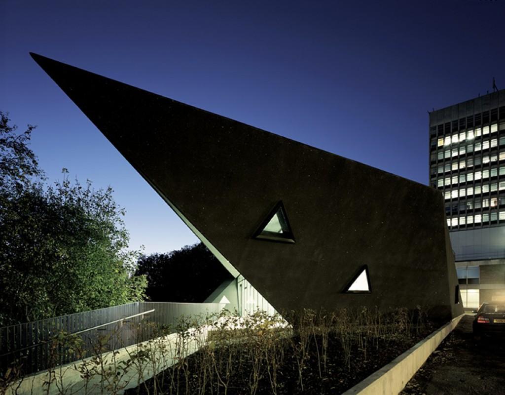 Заха Хадид архитектура проект