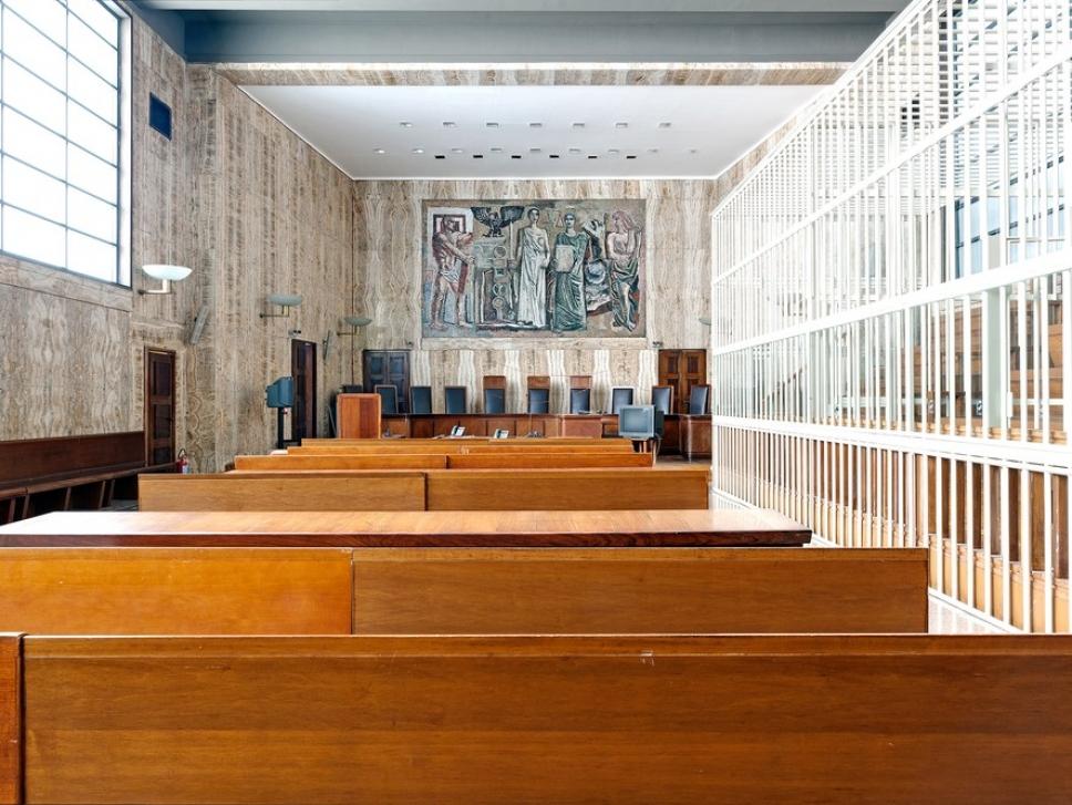 Залы суда, где не стыдно получить приговор 2