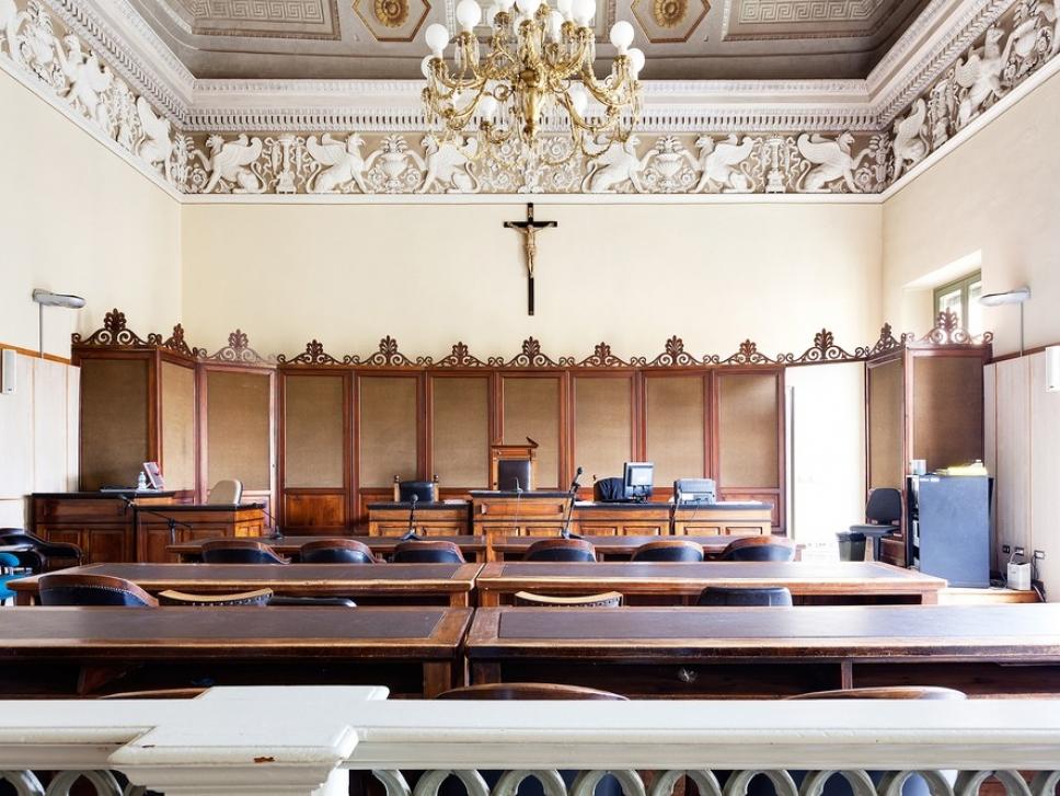 Залы суда, где не стыдно получить приговор 3