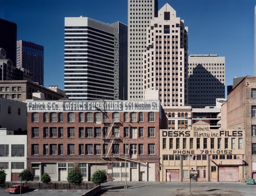80-е в Сан-Франциско: уличные художники и клерки района SoMa 12