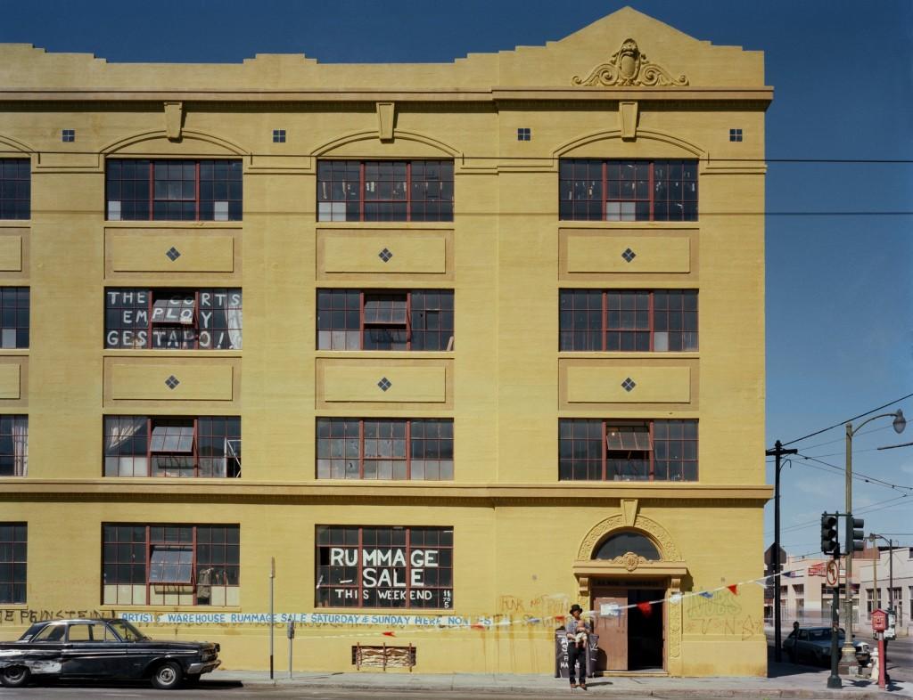 80-е Сан-Франциско SoMa