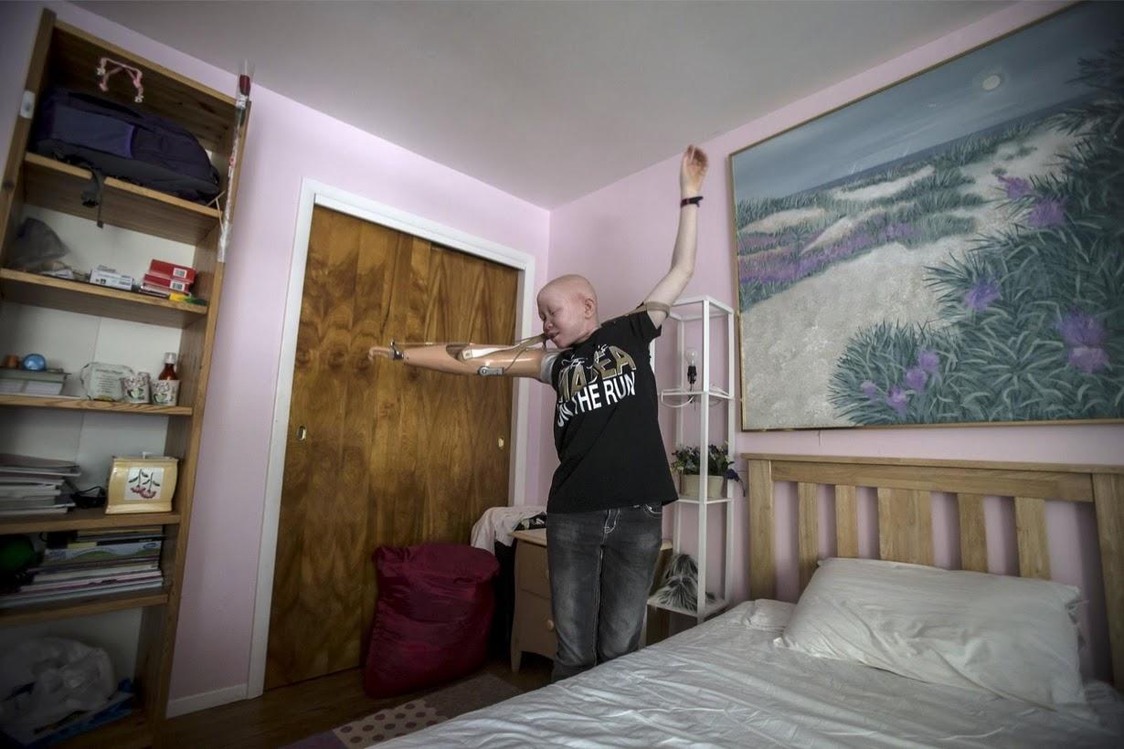 Охота на альбиносов 6