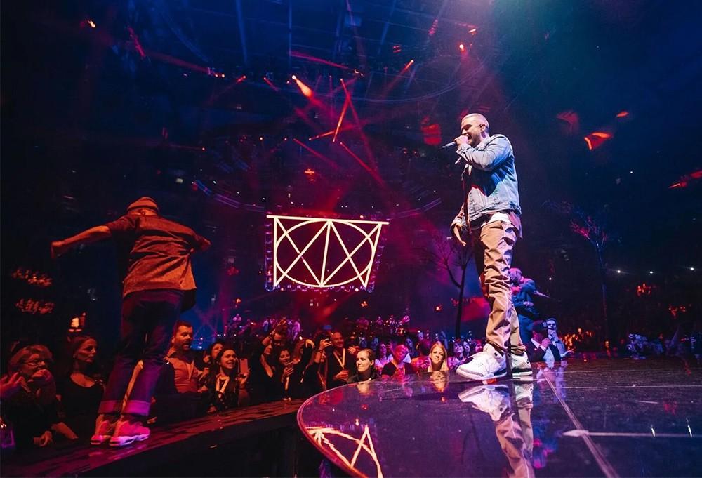 Джастин Тимберлейк концерты 2019