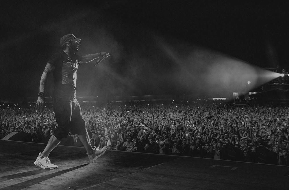 Эминем Kamikaze концерты 2019
