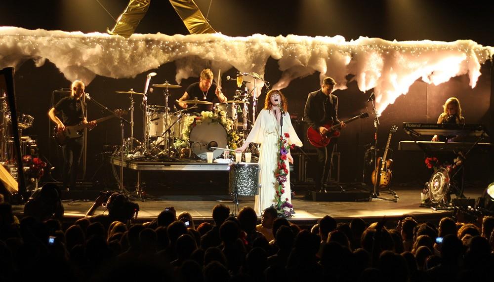 Florence & the Machine концерты 2019