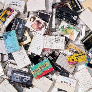Курт Кобейн Nirvana Кортни Лав личные вещи архив кассеты музыка