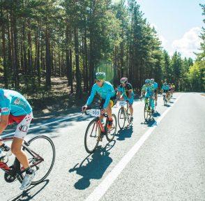 burabike Rixos Borovoe боровое велопробег благотворительность
