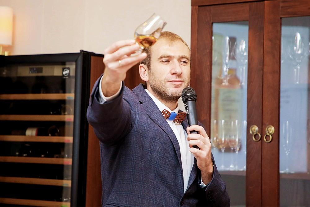 виски Balvenie Алматы Дмитрий Черкашин бренд-амбассадор