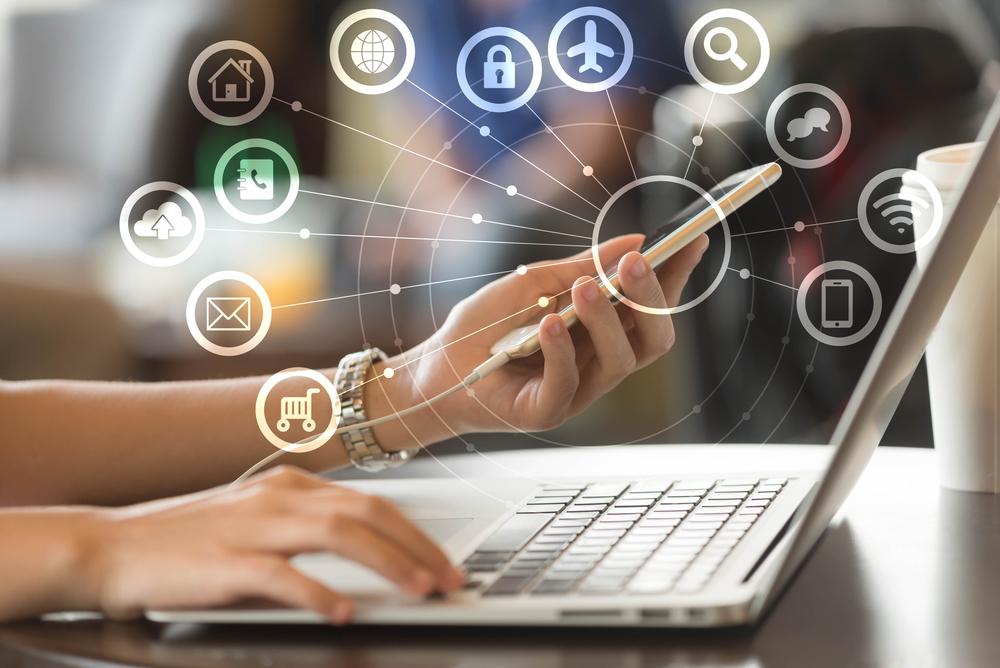 ежедневное пользование интернетом мнение Wired интернет компьютер соцсети
