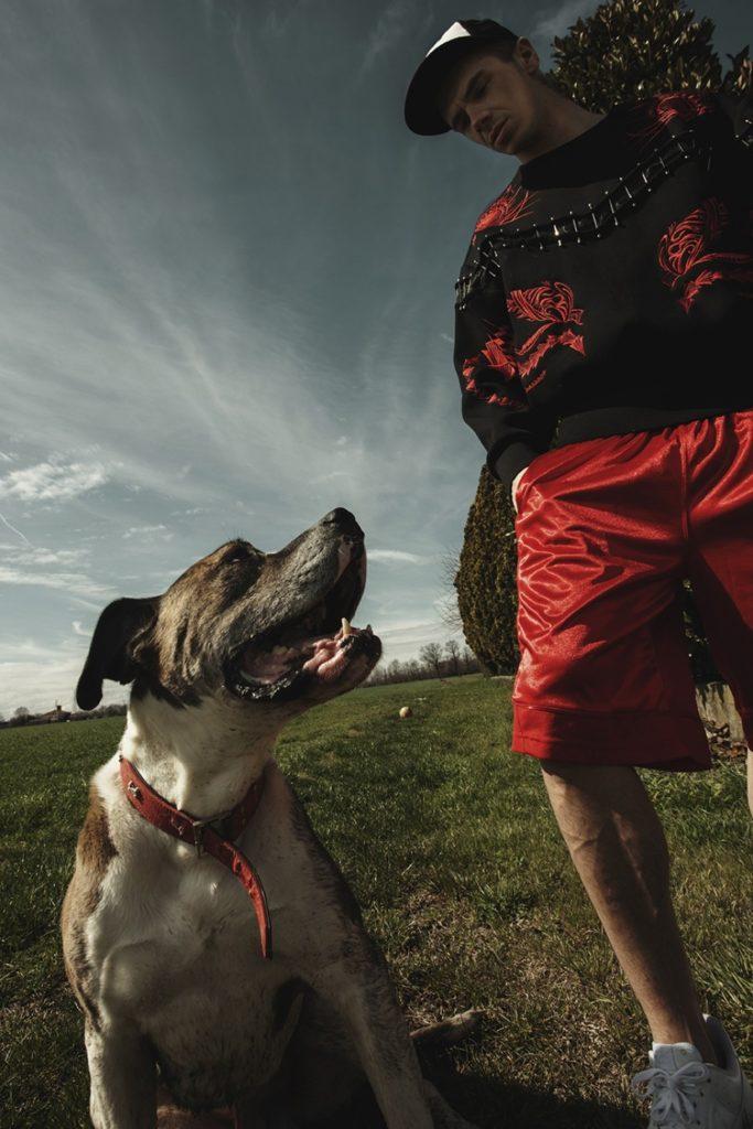 Скотт Реддинг WolfTotem Nike And1 мотогонки мода фэшн Стелла Бонасони