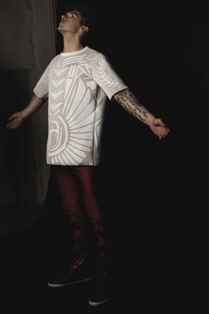 Скотт Реддинг Levi's Yezael Frankie Morello мотогонки мода фэшн Стелла Бонасони