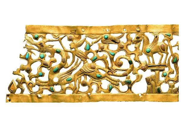 каргалинская диадема история археология