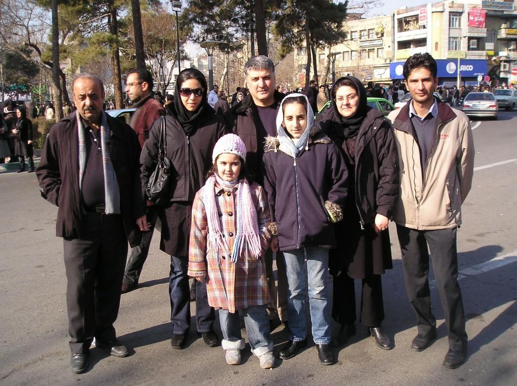 Каково это – быть казахской иранкой