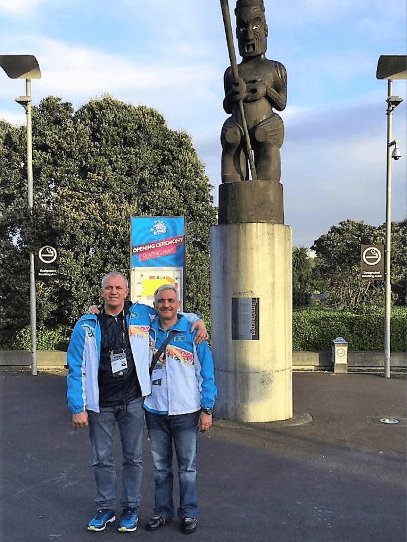 Олимпийские ветераны