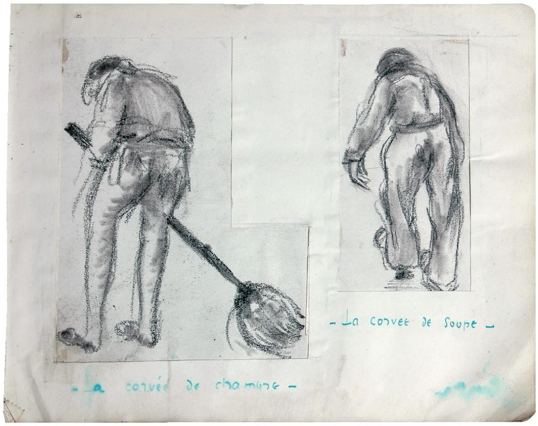 Антуан де Сент-Экзюпери. «Рисунки»