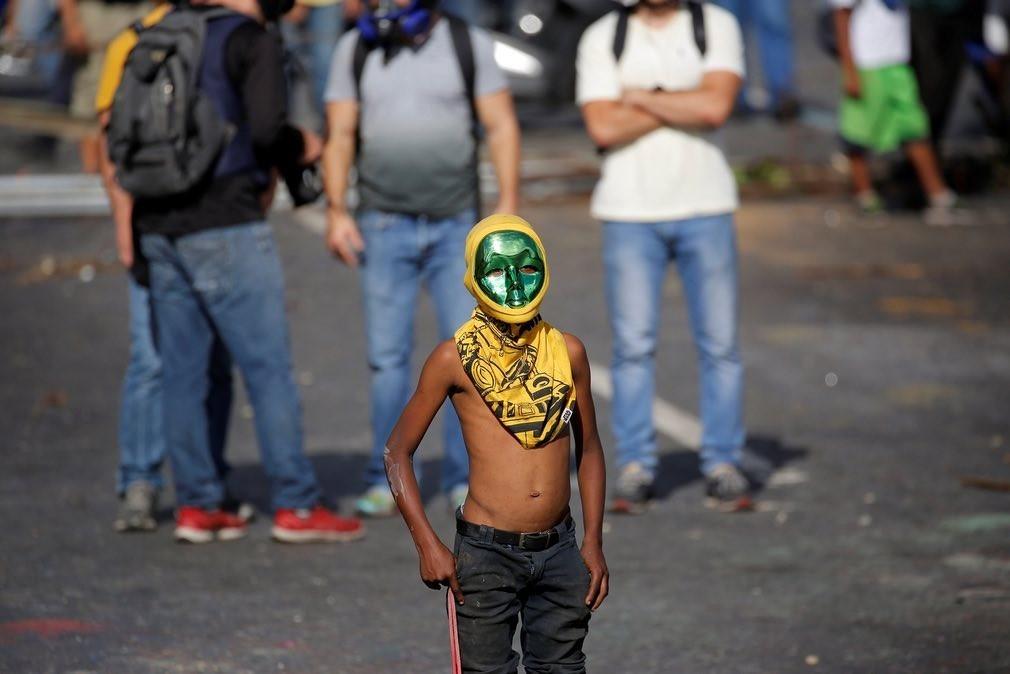 Детский бунт