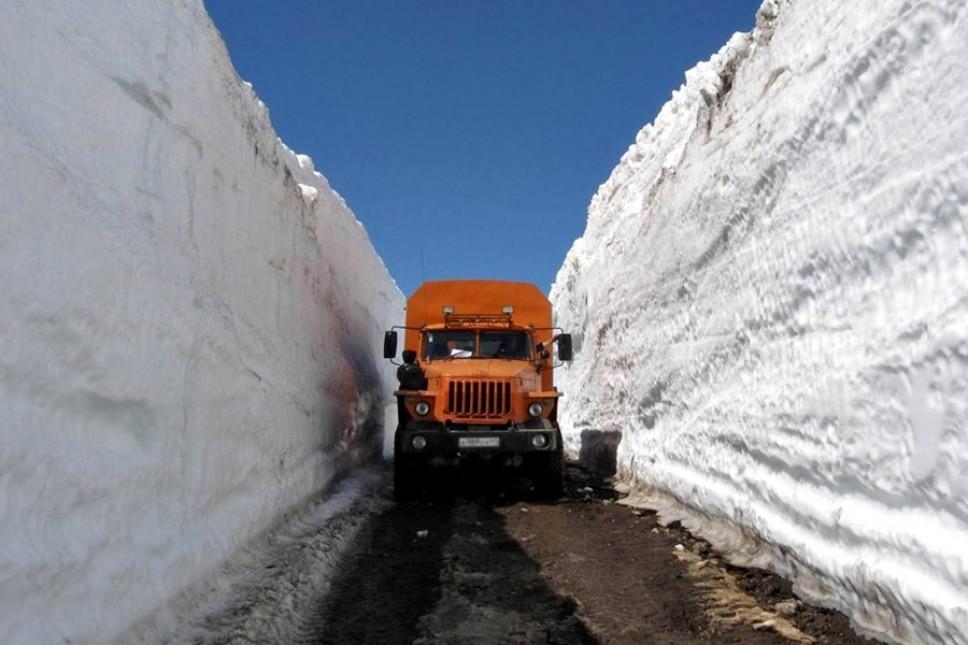 Пятиминутный путеводитель по снегу и дорогам