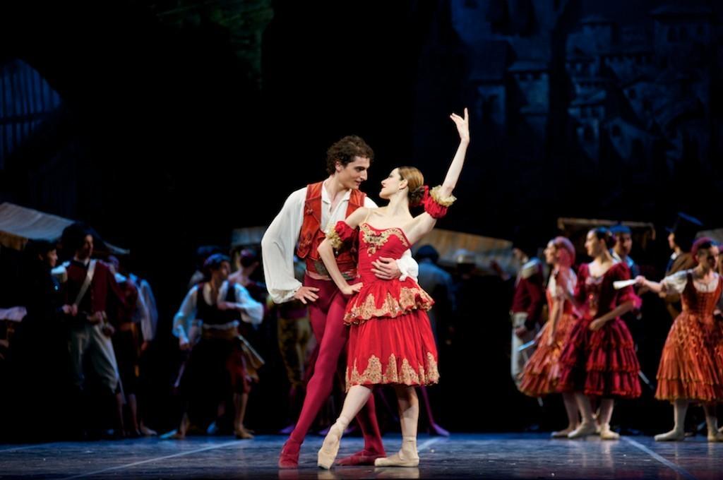 «Fiesta Española» в театре «Астана Опера»