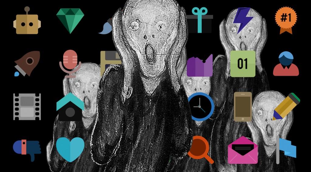 Современные фобии, с которыми нужно бороться