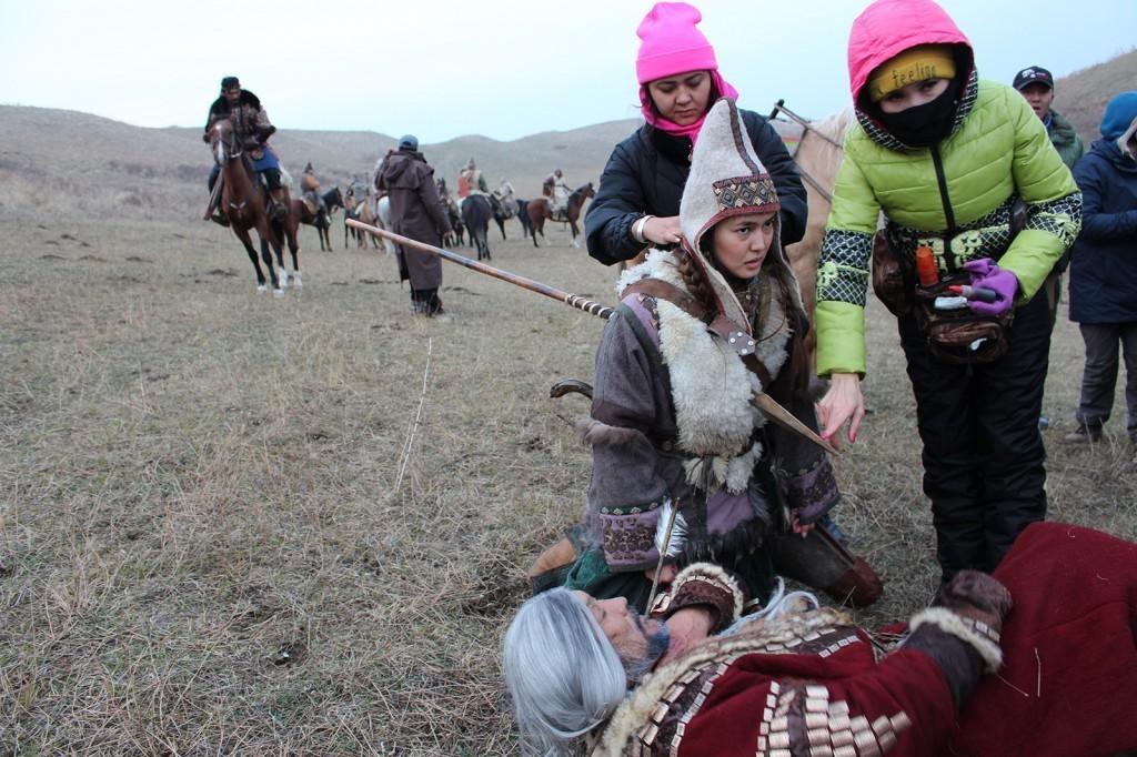 Каково это – снимать кино в жанре исторической реконструкции в Казахстане