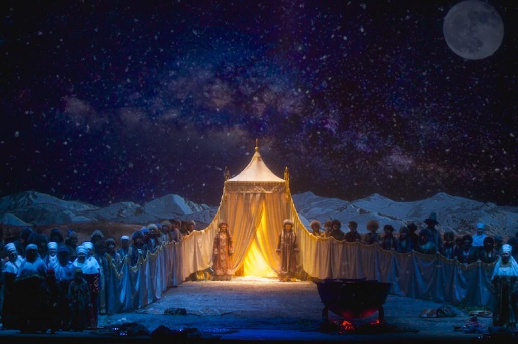 Кыз-Жибек и казахский намыс
