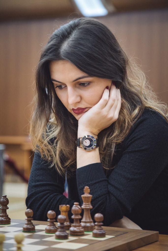 Гроссмейстер говорит. Шахматистки 22 Февраля 2017 22:00