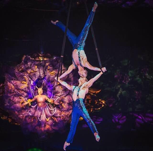 Каково это – казашке выступать в Цирке дю Солей