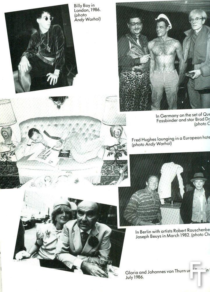 Отрывки из дневника Энди Уорхола