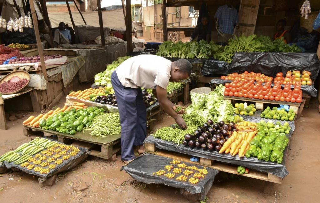 Африканский дневник. Что мы едим 11 Апреля 2017 22:00