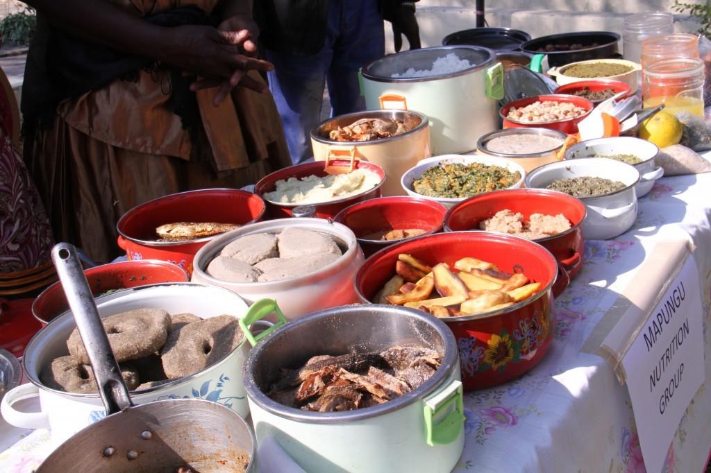 Африканский дневник. Что мы едим