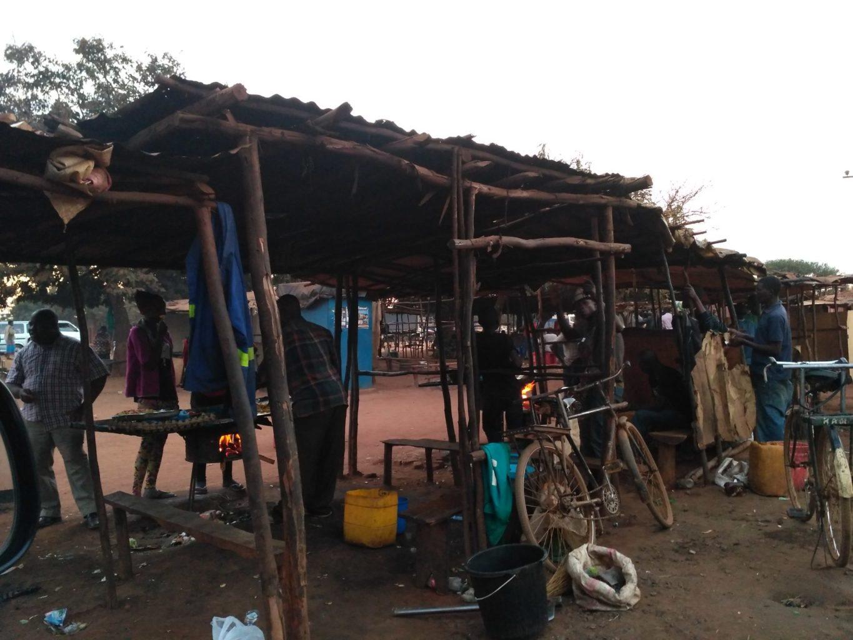 Письма из Африки. Социальный пузырь