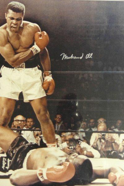 Мохаммед Али боксер спорт бокс чемпион ислам победа