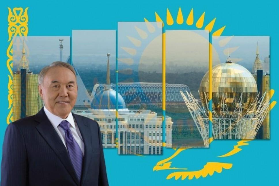 Посланий президента Казахстана