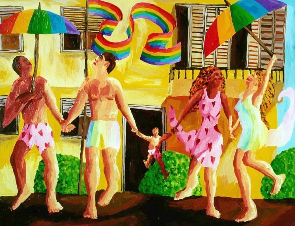 Исповедь канадки, воспитанной в гей-браке