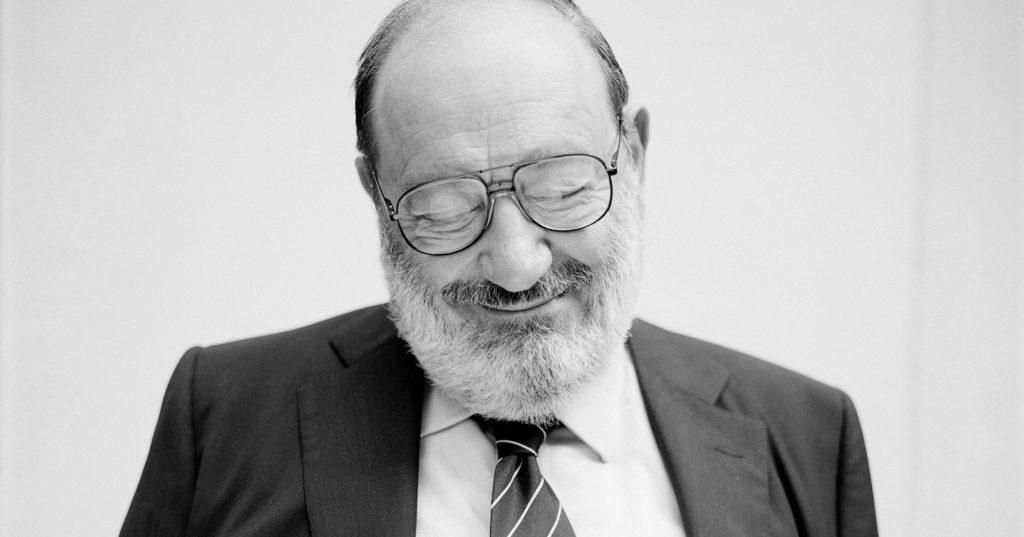 Умберто Эко писатель правила жизни ученый философ