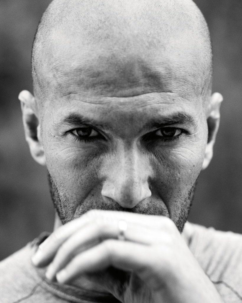 Зинедин Зидан правила жизни футболист тренер спорт Мадрид Марсель