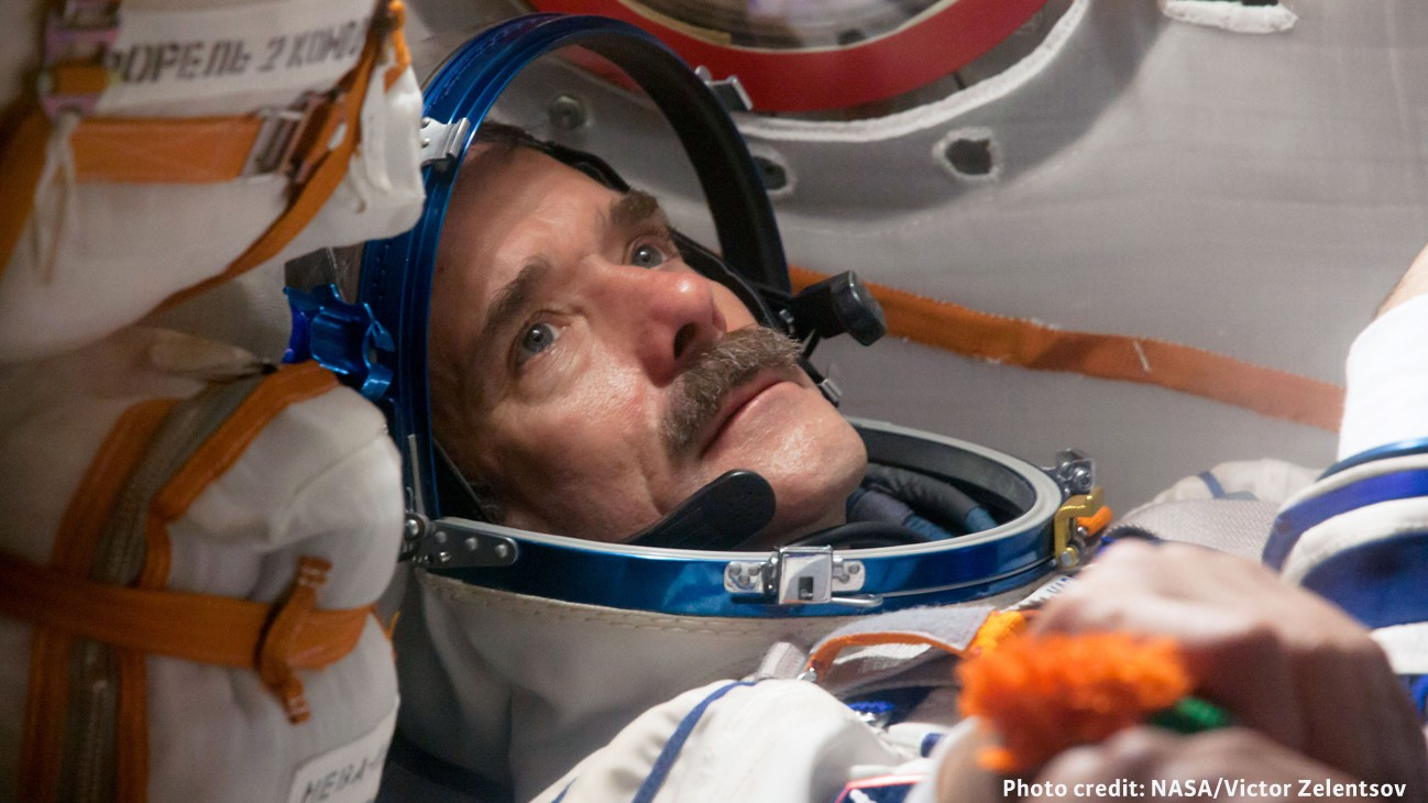 Отрывок из «Руководство астронавта по жизни на Земле» Криса Хэдфилда