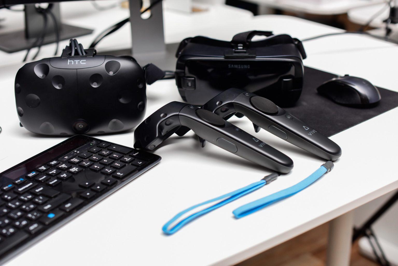 виртуальную реальность