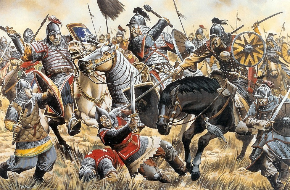 Усулы Монгольской империи