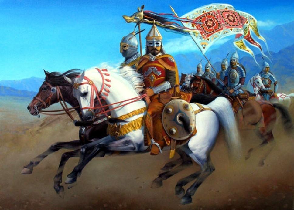 Другая история. Тюркская империя