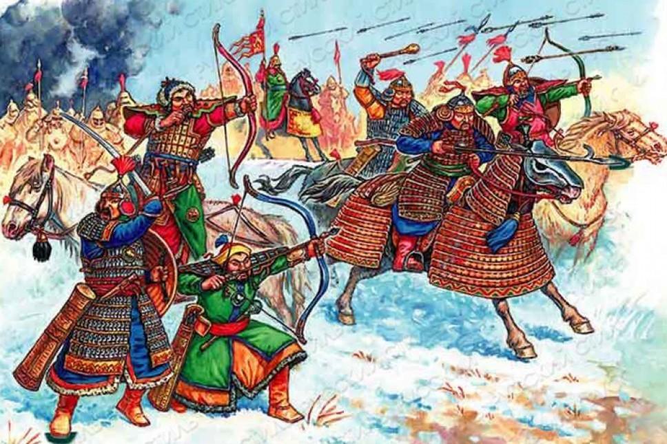 Другая история. Улусы Монгольской империи