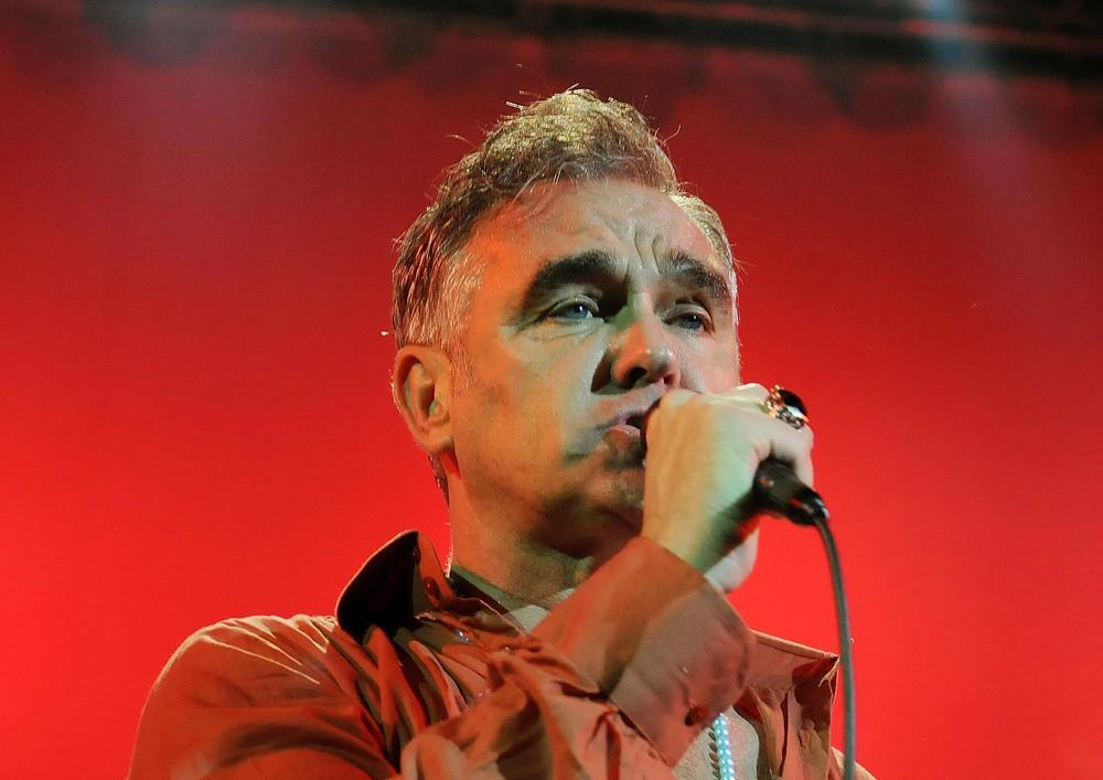Моррисси музыкант певец Великобритания культура знаменитость