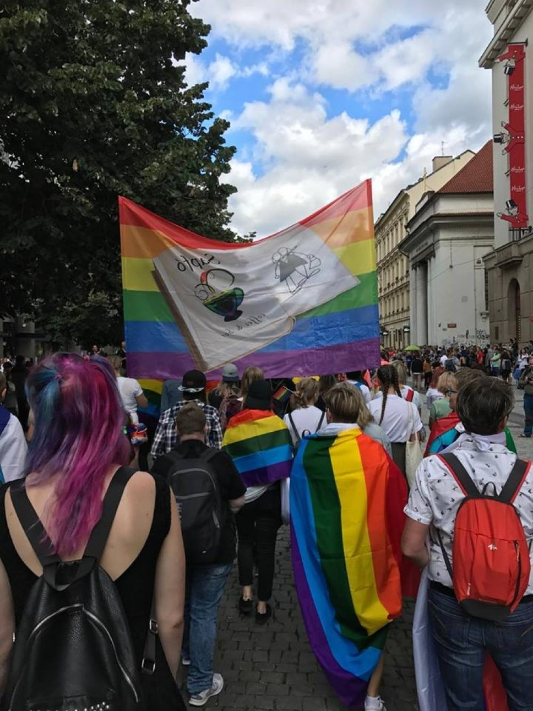 ЛГБТ активист Амир Шайкежанов
