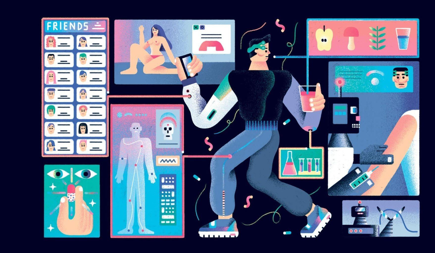 10 навыков, которые придется обрести нашему телу