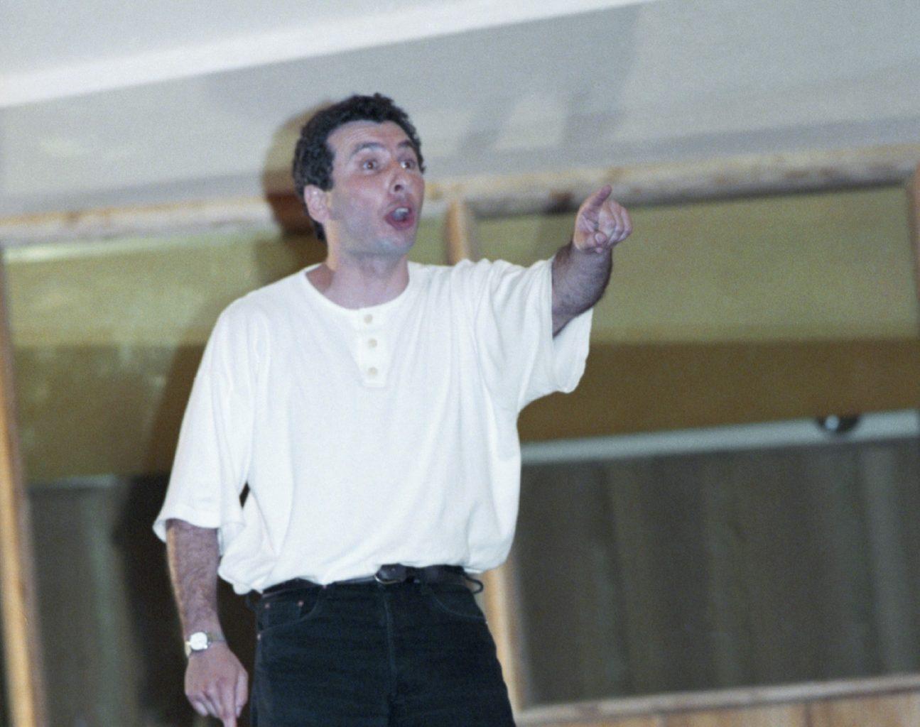 Александр Бренер фантазирует о последней встрече с Жаном Гранвилем