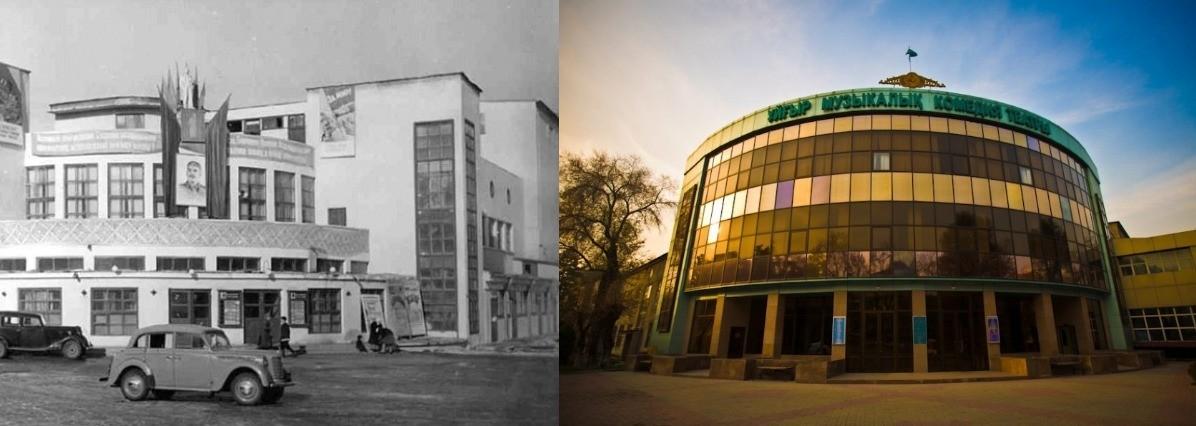 Пятиминутный путеводитель по реконструкциям Алматы