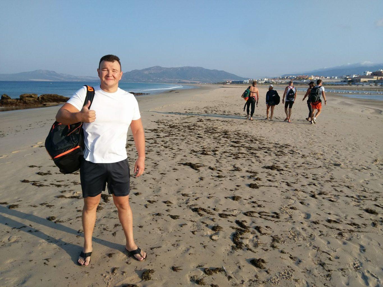 Каково это – переплыть Гибралтар