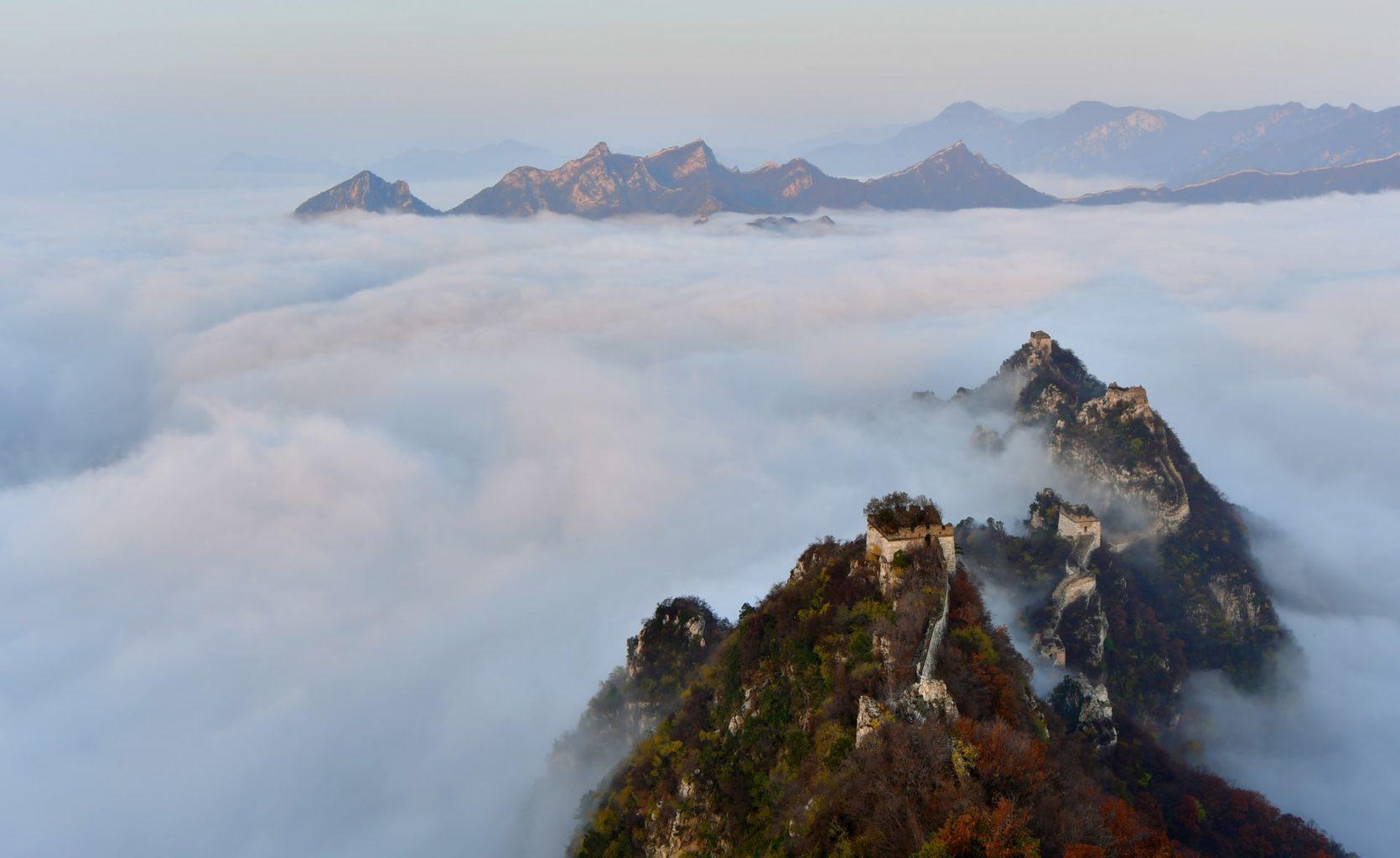 Туман в поднебесной