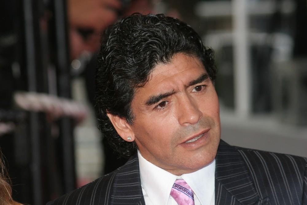 Диего Марадона футбол правила жизни Esquire Аргентина